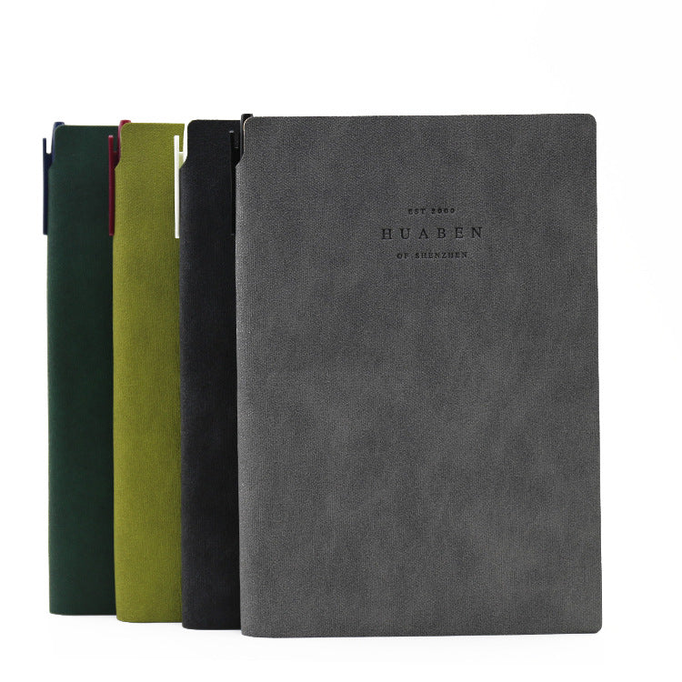 Customised High-Grade Office Business Notebook th Pen ,  corporate gifts