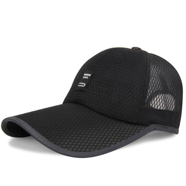 Customised Men's Air-permeable Mountaineering Netcap ,  corporate gifts