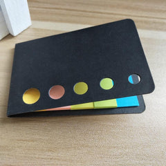 Customised Office Sticky Notes Fluorescent Paper ,  corporate gifts