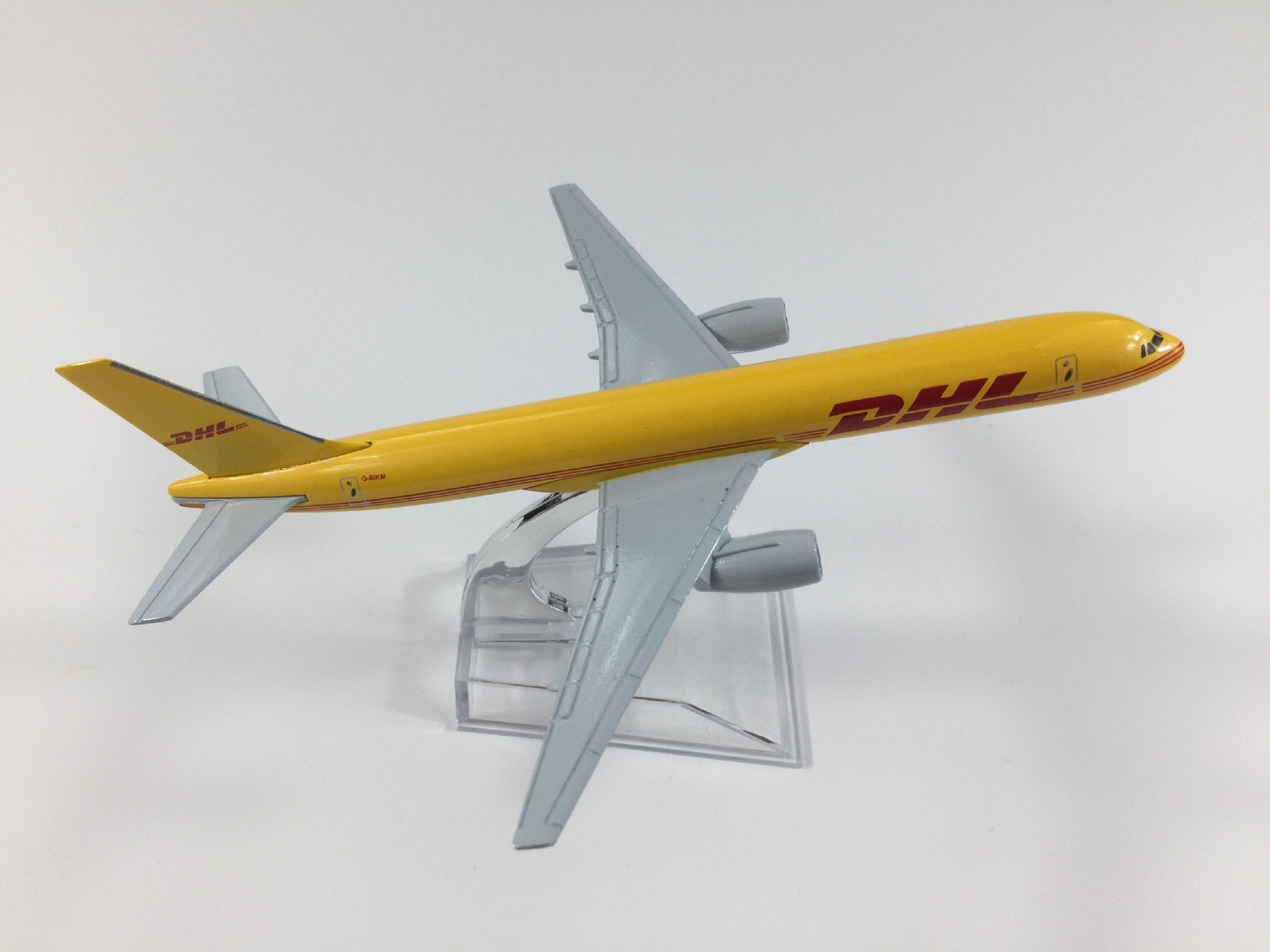 Customised DHL  Aircraft Machine Model ,  corporate gifts