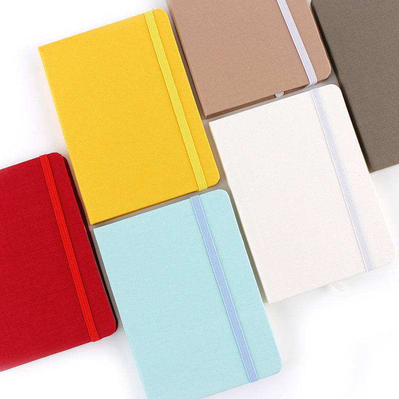 Customised Solid-Colored Hard-Faced Notebook ,  corporate gifts