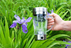 Customised Automatic Mixing Coffee Cup ,  corporate gifts