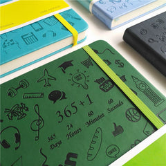 Notepad A5 leather quality stationery