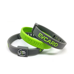Customised Silicone Adjustable Rubber Wristband ,  corporate gifts