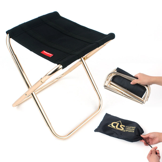 Customised Outdoor Aluminum Folding Fishing Chair ,  corporate gifts