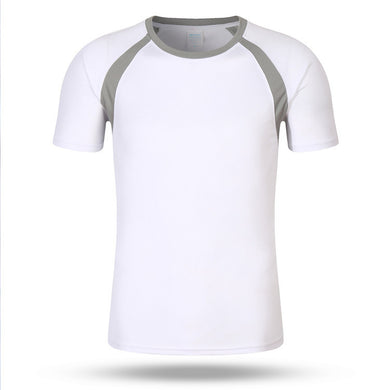 Customised Short-Sleeved Fitness Marathon T-shirt Sports ,  corporate gifts