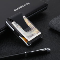Customised Aluminum Anti-Magnetic Credit Card Box ,  corporate gifts