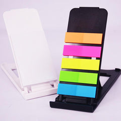 Customised Folding Mobile Phone Holder Sticky Note ,  corporate gifts