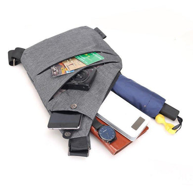 Customised Multi-Function Men's Canvas Chest Bag ,  corporate gifts