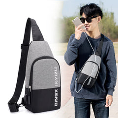 Customised USB Port Charging Intelligent Backpack for Men's ,  corporate gifts