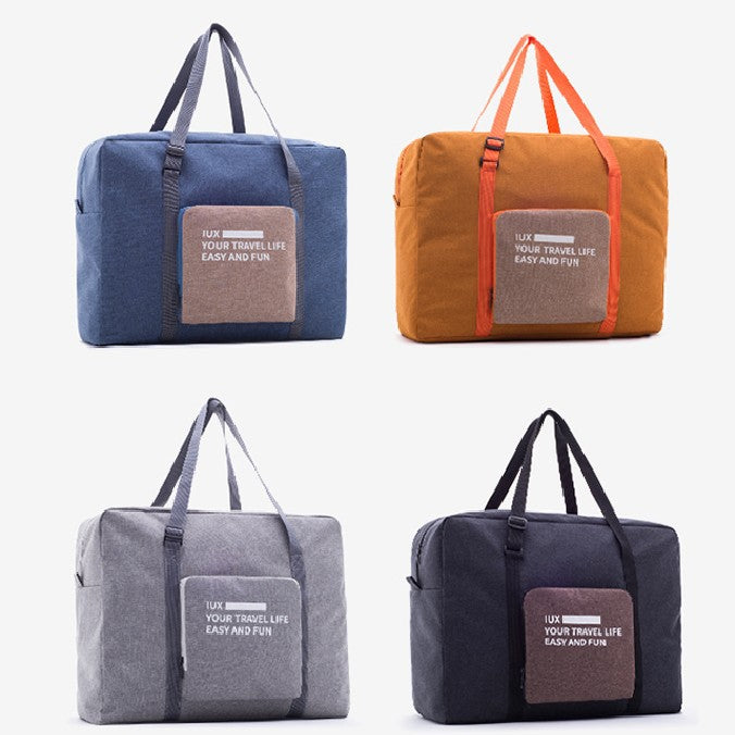 Customised Portable Foldable Large Capacity Travel Bag ,  corporate gifts