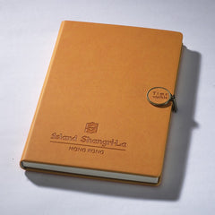 Leather Notebook customized