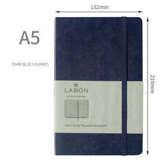 Customised Hard Surface Business Elastic Notebook ,  corporate gifts