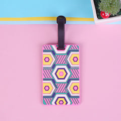 Outdoor luggage tag puller