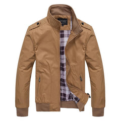 Customised Men's Windbreaker Middle-Aged Jacket ,  corporate gifts