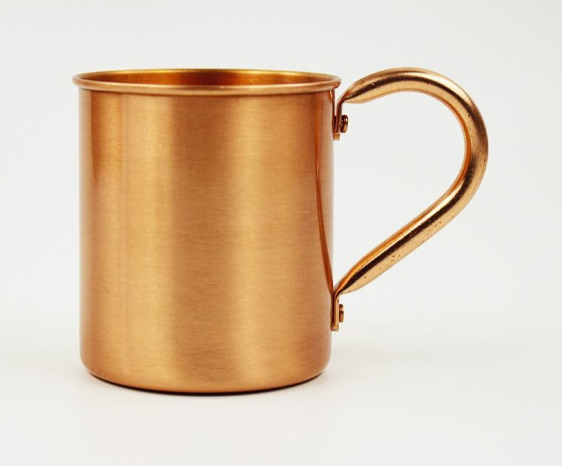 Pure copper water cup