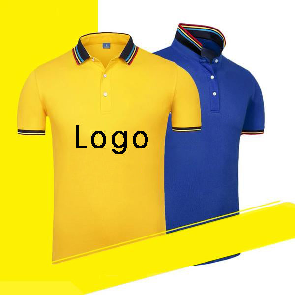 Customised Printed Quick-Drying Overalls Polo T-shirt ,  corporate gifts