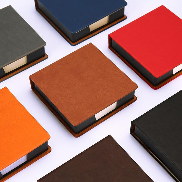 Customised PU A9 Small Notebook Box ,  corporate gifts