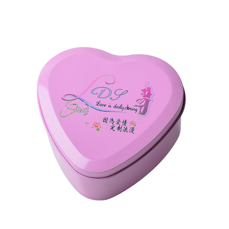 Customized tinplate box candy box  various shapes