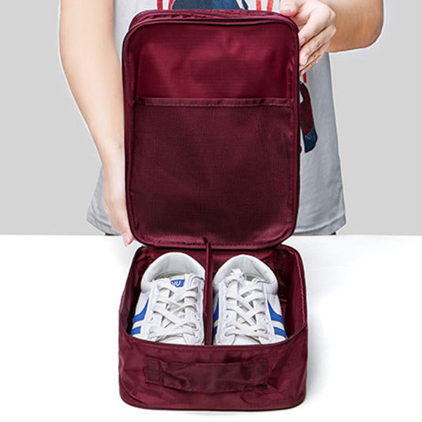 Customised Portable Waterproof Travel Shoe Bag ,  corporate gifts