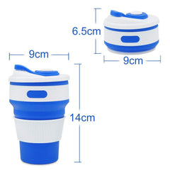 Customised 12oz/350ml Portable Coffee Cup ,  corporate gifts