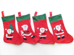 Customised Christmas Socks Large & Small Gift Bag ,  corporate gifts