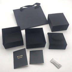 Customised High Quality Latest Black de Bracelet Box ,  corporate gifts