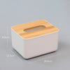 Customised Wood Color Multi-Purpose Tissue Box ,  corporate gifts