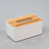 Load image into Gallery viewer, Customised Wood Color Multi-Purpose Tissue Box ,  corporate gifts