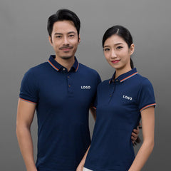 Customised Logo Printing Polo Cotton T-Shirt ,  corporate gifts