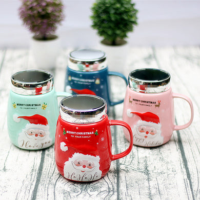 Gift Christmas boutique ceramic mug