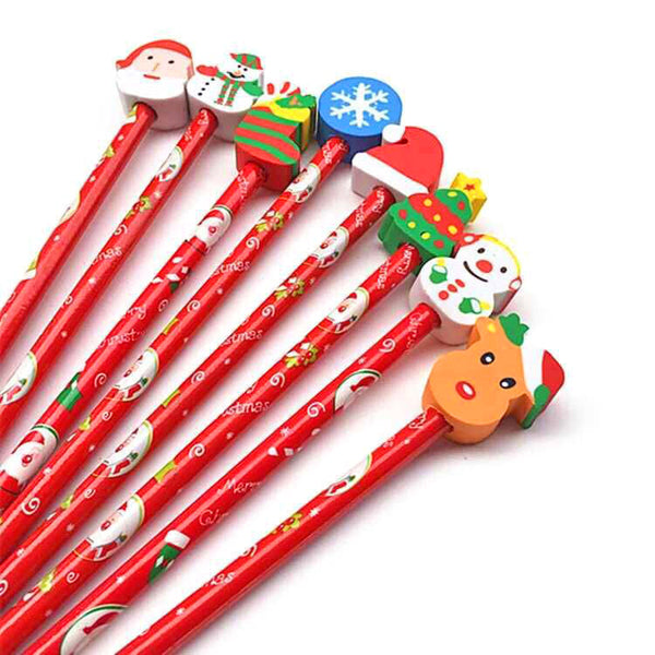 Customised Children's Christmas Pencil th Eraser ,  corporate gifts