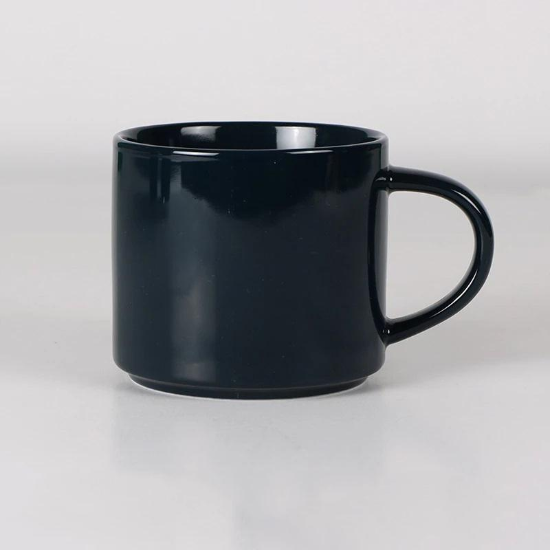Customised Large Capacity Glaze Ceramic Mug ,  corporate gifts