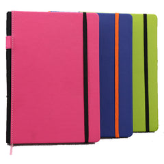 Customised Binding Hard Shell PU Notebook ,  corporate gifts
