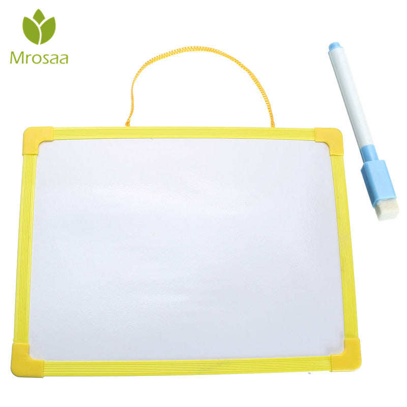 Corporate Gifts - Whiteboard Dry Wipe Hanging Board With Marker Pen whiteboard