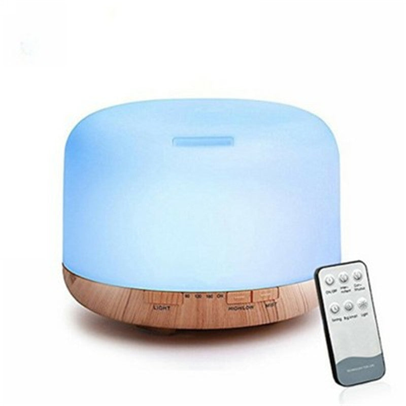 500ml mute purifier aromatherapy machine customized