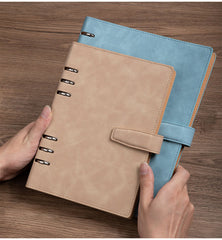 Loose-leaf A 5 notebook