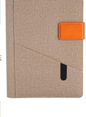 imitation leather notebook customized