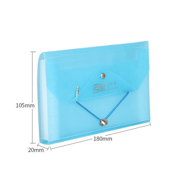 A4 folder storage bag customized logo