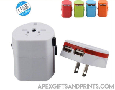 Customised ALIEN OTRAVEL ADAPTER ,  corporate gifts