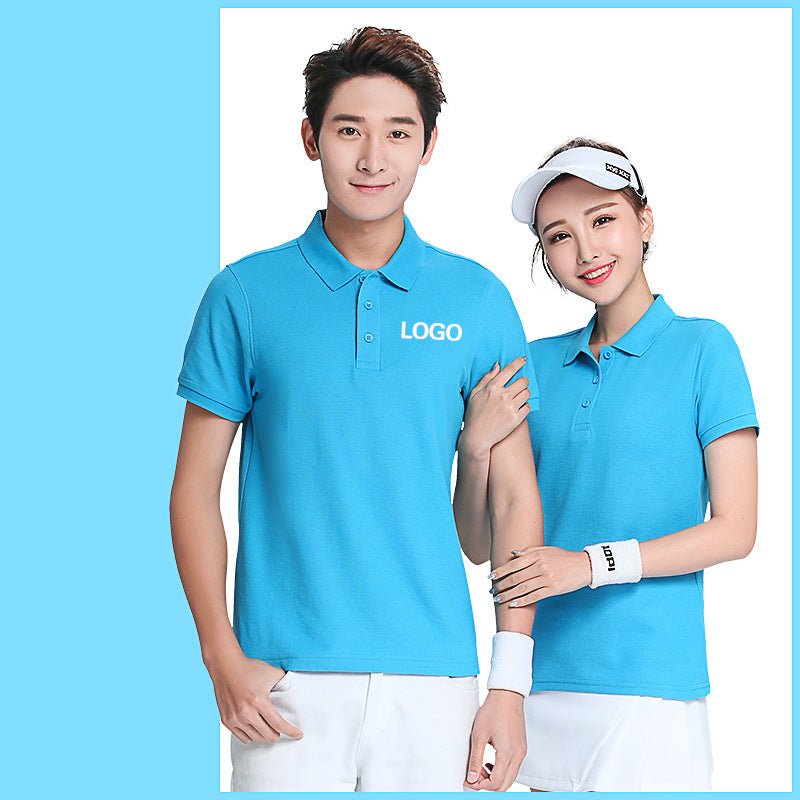 Customised Lapel Cotton Polo T-shirt ,  corporate gifts