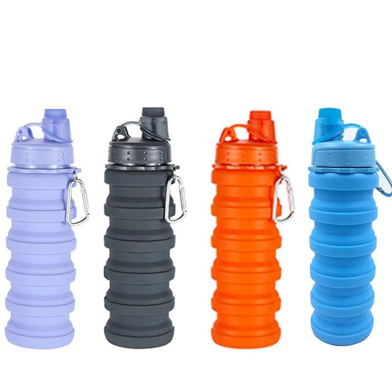 Customised Silicone Telescopic Collapsible Cup ,  corporate gifts
