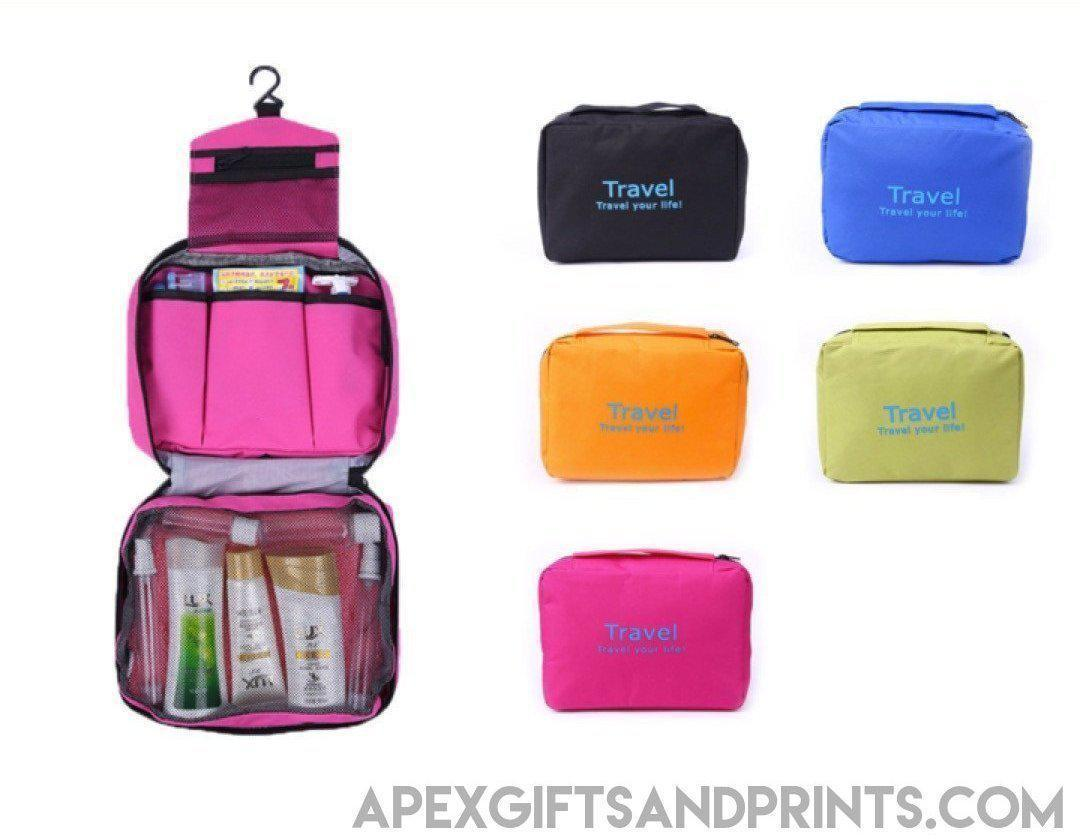 Customised Compact Toiletries Pouch ,  corporate gifts