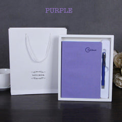 A5 Perfect Notebook Set - Corporate Gifts - Apex Gifts and Prints.