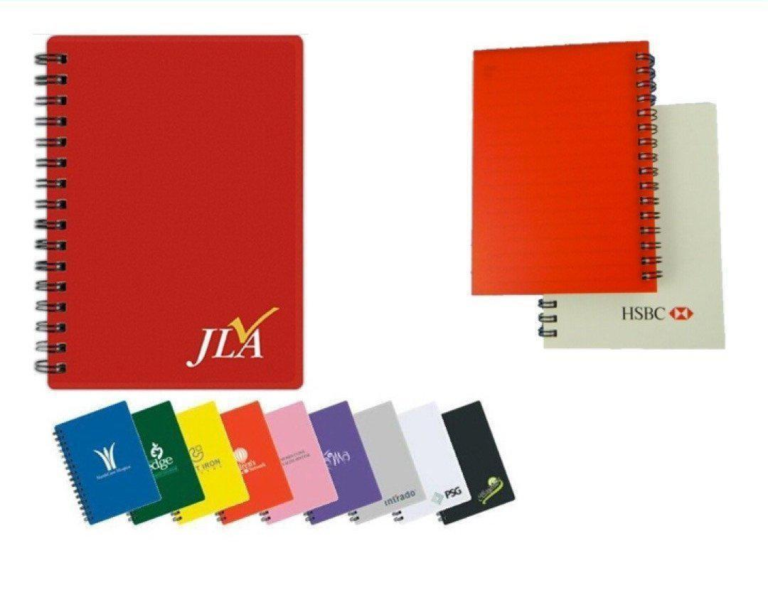 Customised A6 Ring Notebook ,  corporate gifts