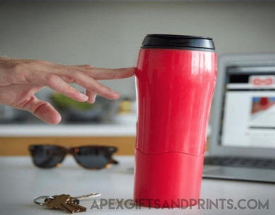 Anti Spill Tumbler - Corporate Gifts - Apex Gifts and Prints.