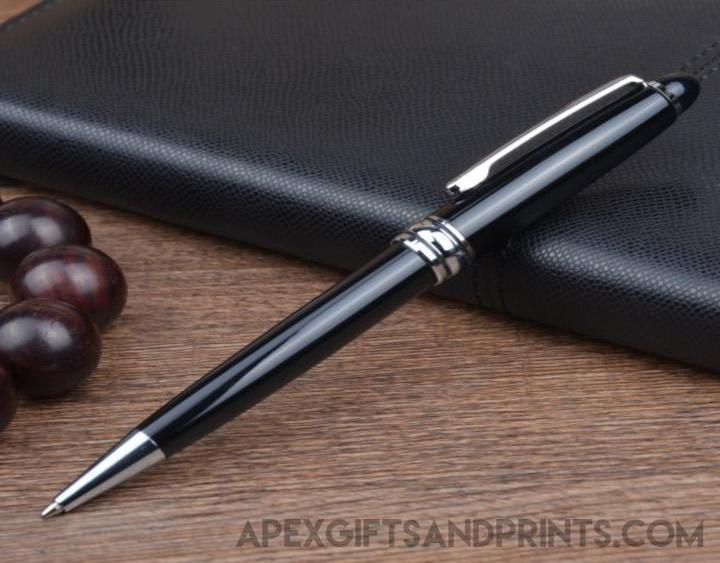Blanco Executive Pen - Corporate Gifts - Apex Gifts and Prints.