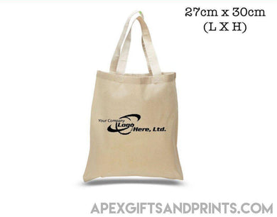 Corporate Gifts - Canvas Tote Bags