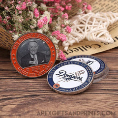 Corporate Gifts : Commemorative Souvenir Coin ,