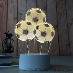 Customised Custom Acrylic LED Light Lamp ,  corporate gifts